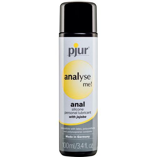 pjur® analyse me! Silicone-based